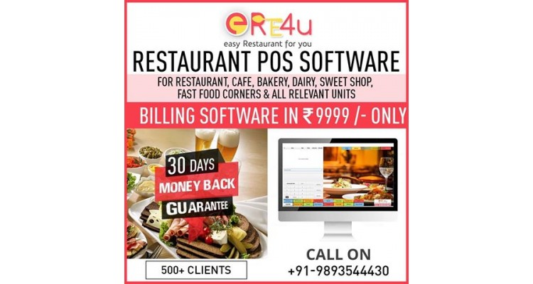 ERE4U Indispensable Restaurant Pos System For Growth